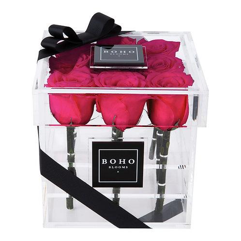 Hot Pink Mini Bloom Box