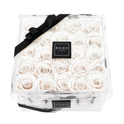 Ivory Classic Bloom Box