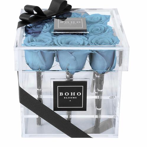 Baby Blue Mini Bloom Box