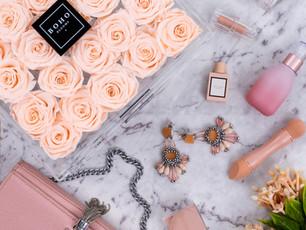 Classic Peach Bloom Box