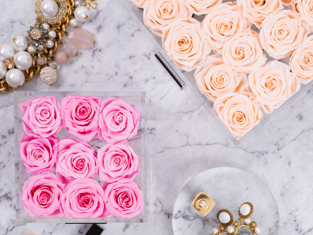Mini and Classic Bloom Boxes