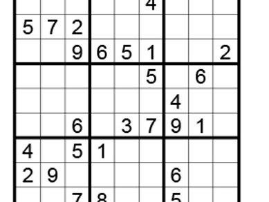 Sudoku moeilijk 03