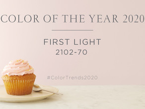 Colour of the Year & Colour Trends 2020