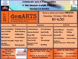 demARTS!!!