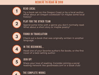 Make a resolution to read!