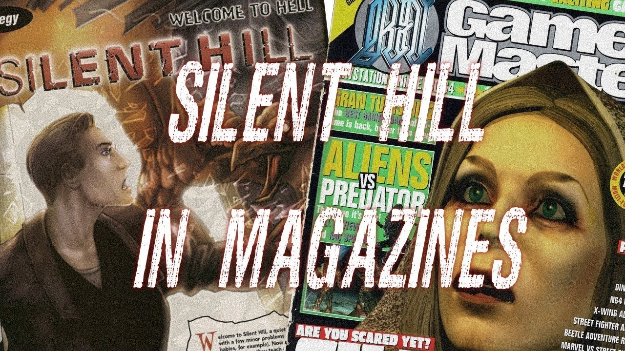 Flashback: The History of Silent Hill in Magazines