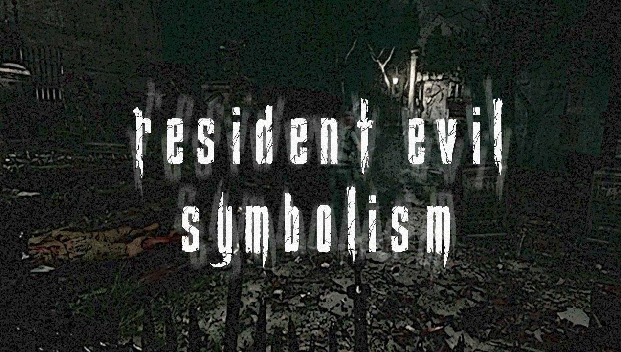 Resident Evil Symbolism: The Spencer Mansion Graveyard
