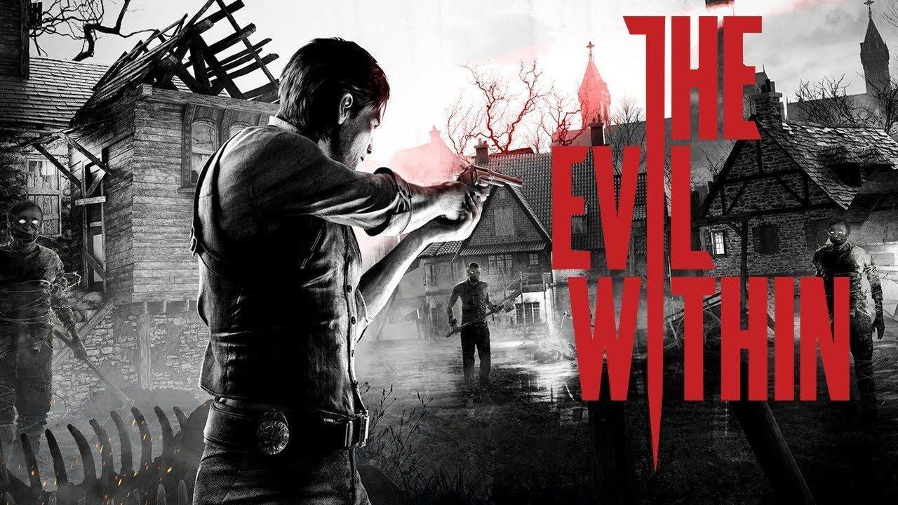 Muse Plays The Evil Within: Part 1