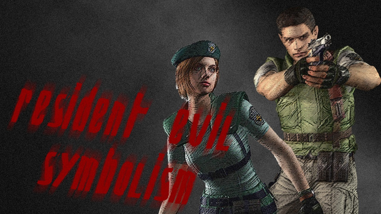 Resident Evil Symbolism: The Choice Between Jill and Chris