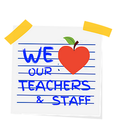 We love our Teachers and Staff.webp