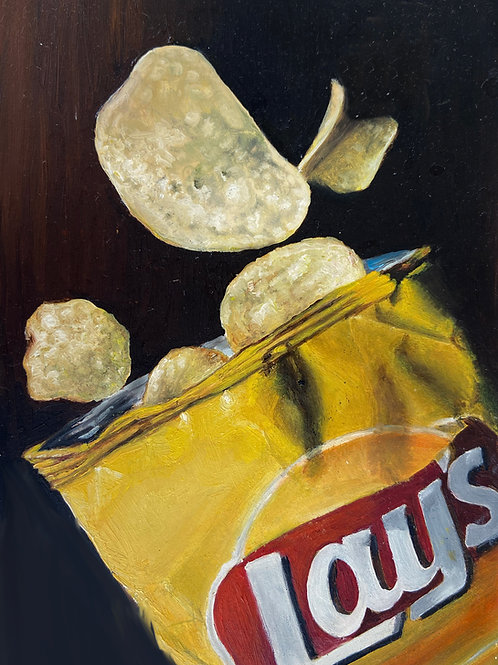 Lay's Potato Chips 5 x 7