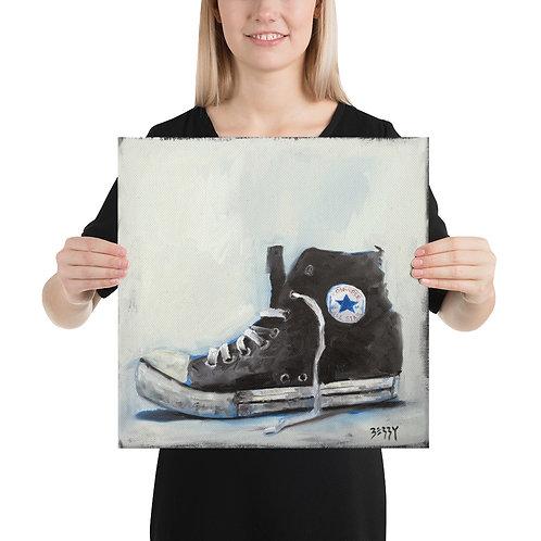 Multi-Size Chuck Taylor Canvas Print