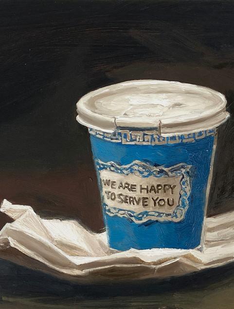 NYC Coffee Cup