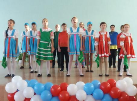 Фестиваль национальных культур России