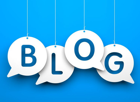 The Marketing Strategy Behind Blog Posts