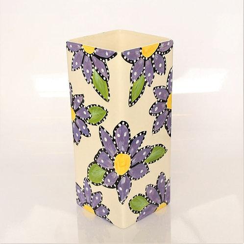Large rectangular vase