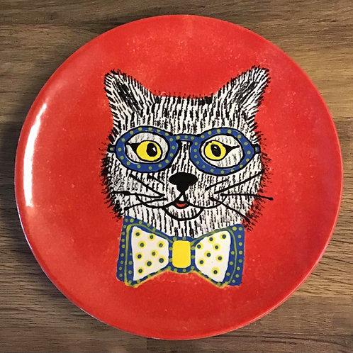 Funky Cat Plate Kit