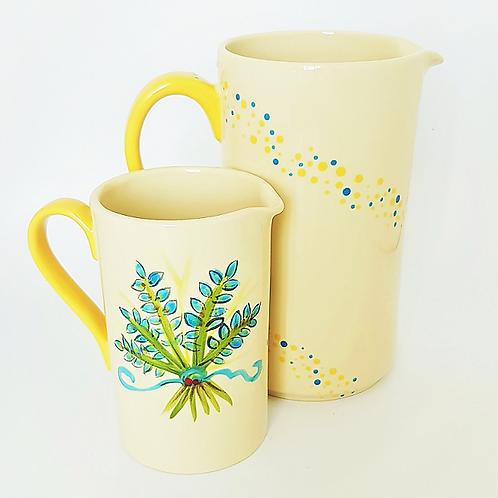 Half litre pitcher jug