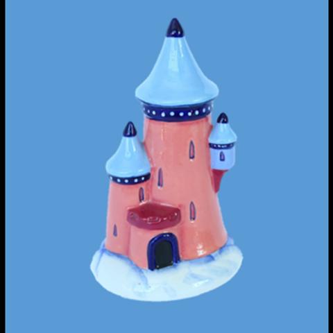 Fairy Castle money bank