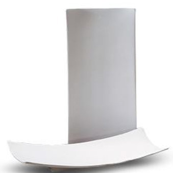 Large rectangle Miso plate