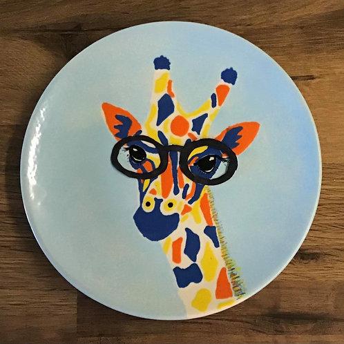 Funky Giraffe Plate Kit