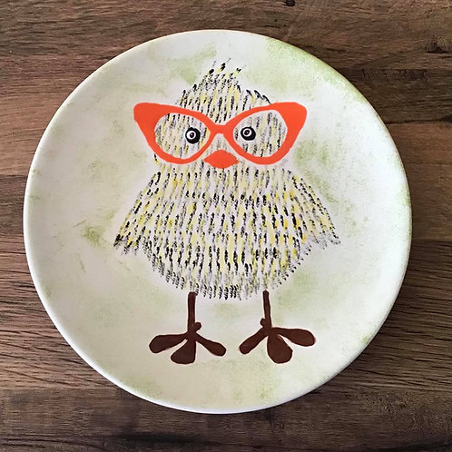 Funky Chick Plate Kit