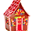 Thumbnail: Gingerbread house lantern