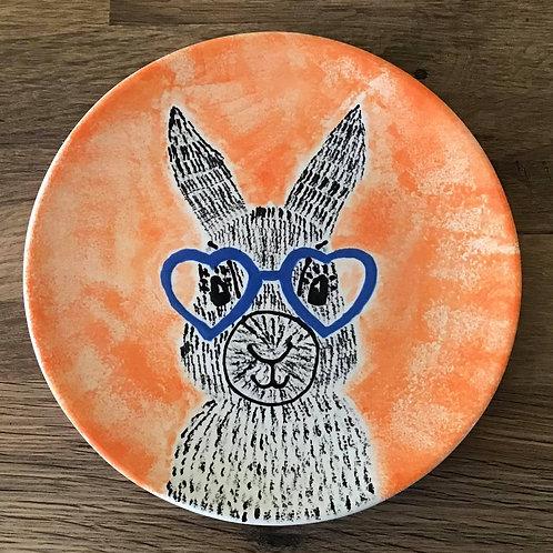 Funky Rabbit Plate Kit