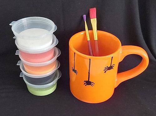 Mayors charity Halloween mug kit