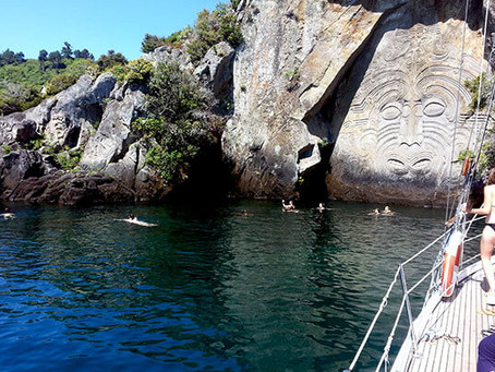 Quick Guide to the Best Lake Taupo Boat Cruises