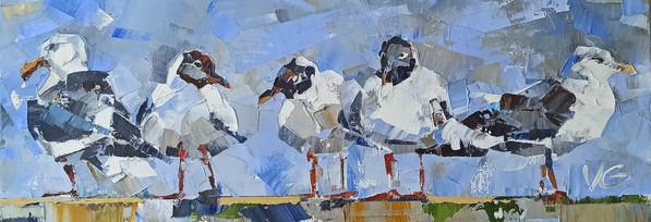 BIRD'S BAZAAR | series