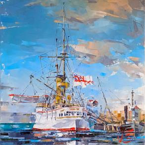 HMS ORLANDO