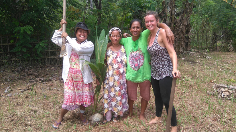 Tobil Permaculture project