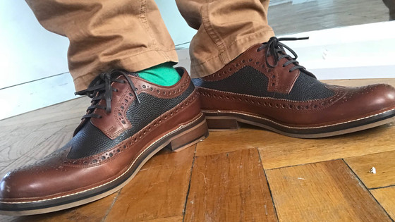 Thomas Partridge Brogue (A Yeti review)