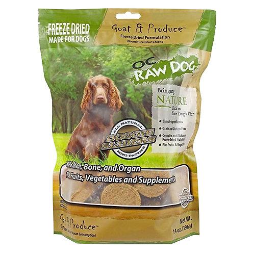 OC Raw Dog - Freeze Dried Goat & Produce