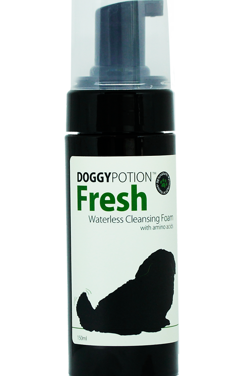 Doggypotion - Fresh Waterless Cleansing Foam