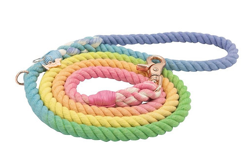 Sassy Woof Rope Leash - Sprinkles
