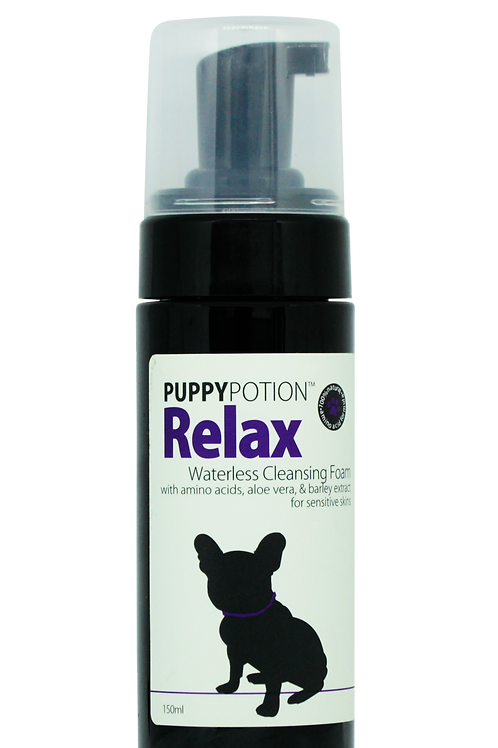 Doggypotion - Relax Waterless Cleansing Foam