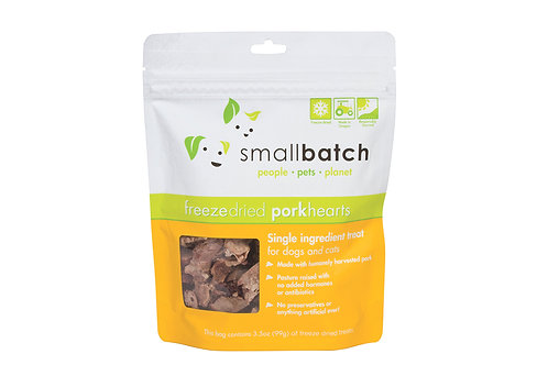 Small Batch - Pork Hearts