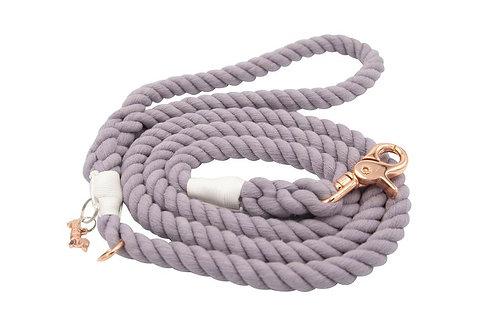 Sassy Woof Rope Leash - Serenity