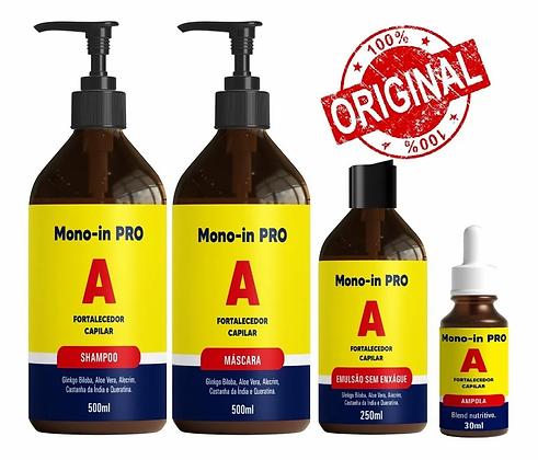 Kit Monovin A + Kit Pro V B5 Original Mono 4 + Brinde