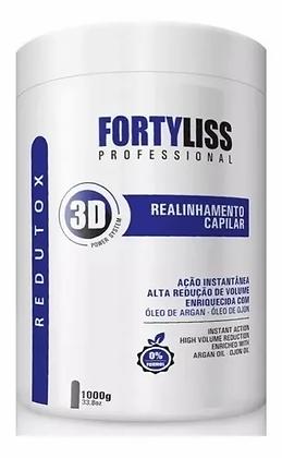 Botox Realinhamento Capilar S/formol Power 3d System FortyLISS