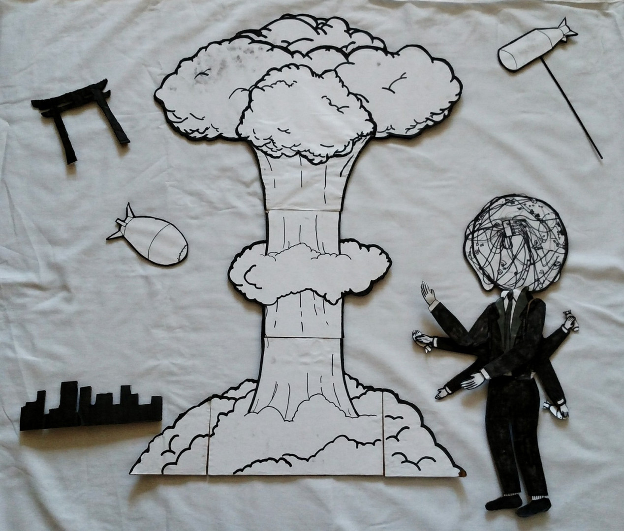Untitled Atomic Bomb Project