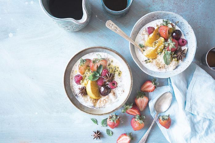 Ensalada de fruta sana