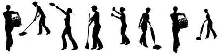 Need a house cleaner? We have plenty of house cleaners ready to help with those domestic chores