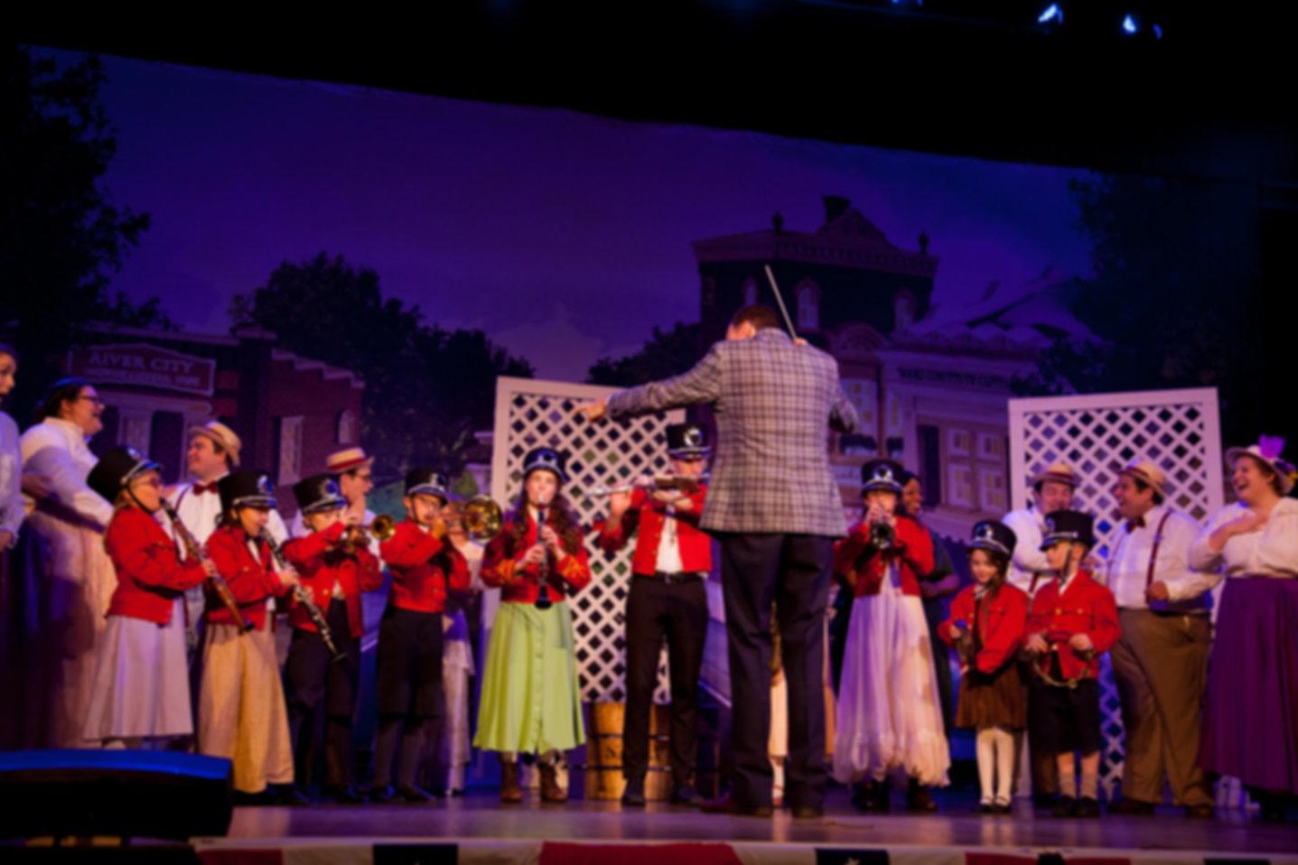 574 Theatre's The Music Man