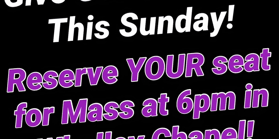 Mass - March 7th