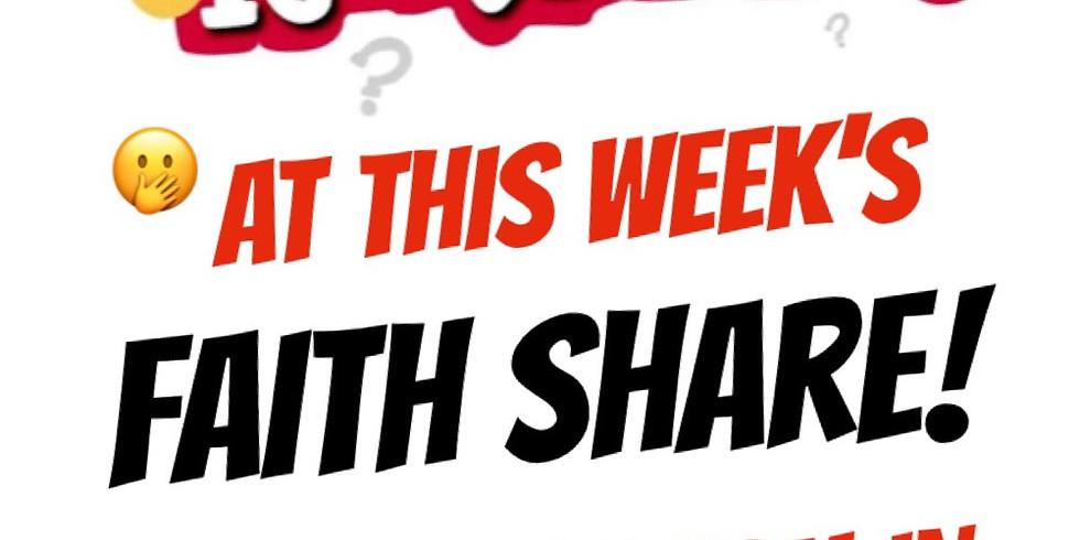 Faith Share