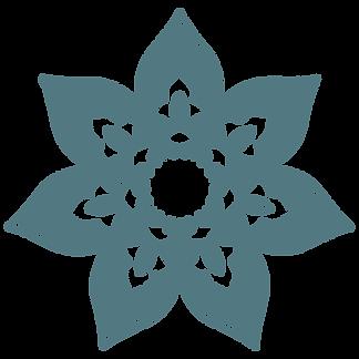 Yoga For Everybody Lotus Mandala Logo