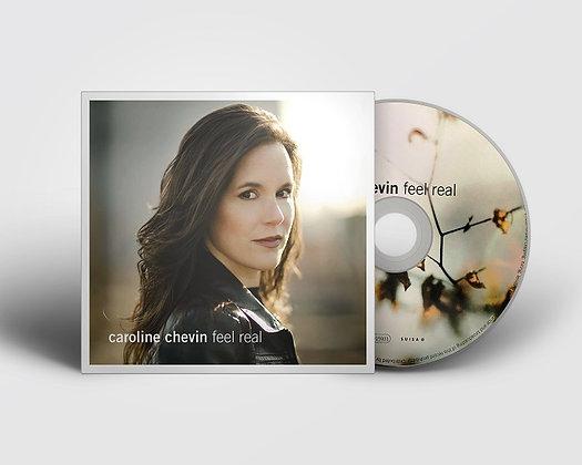 Feel Real (2008) CD